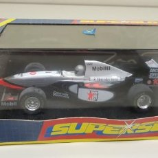 Scalextric: J- MCLAREN WEST MP4 REF H2124 SCALEXTRIC SUPERSLOT HORNBY . Lote 143545678