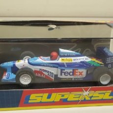 Scalextric: J- RENAULT BENETTON B193 REF H2106 SCALEXTRIC SUPERSLOT HORNBY . Lote 143545790