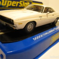 Scalextric: DODGE CHALLENGER NUEVO SUPERSLOT. Lote 143813262