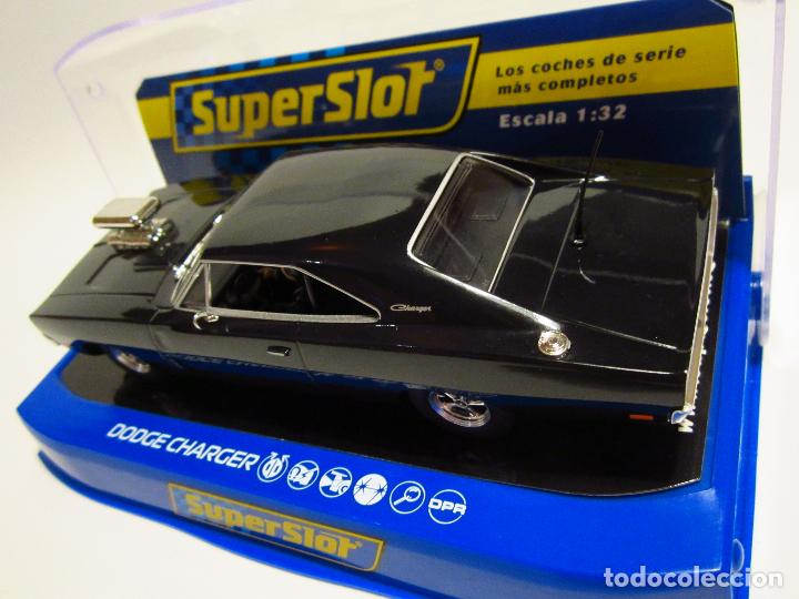 Scalextric: DODGE CHARGER SUPERSLOT NUEVO - Foto 2 - 143814622