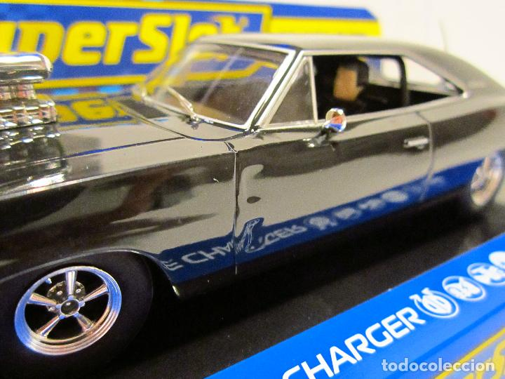 Scalextric: DODGE CHARGER SUPERSLOT NUEVO - Foto 4 - 143814622