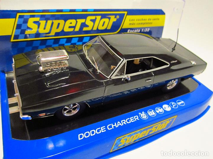Scalextric: DODGE CHARGER SUPERSLOT NUEVO - Foto 5 - 143814622