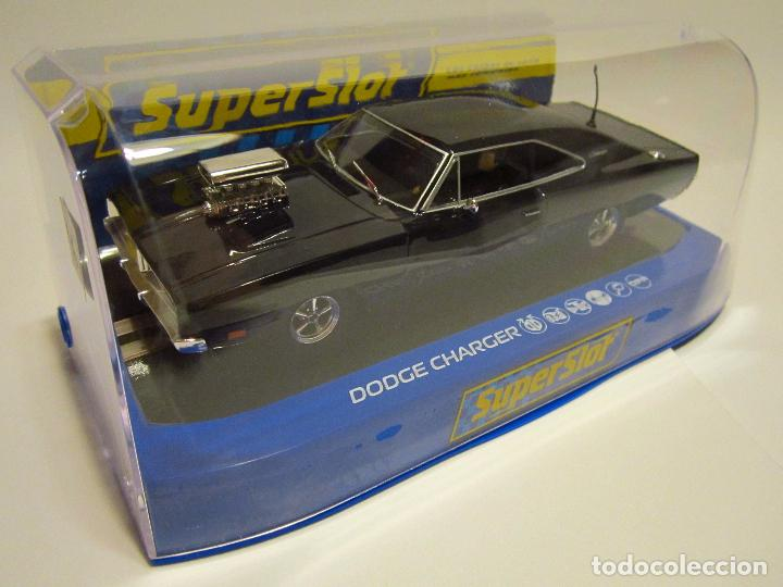 Scalextric: DODGE CHARGER SUPERSLOT NUEVO - Foto 6 - 143814622