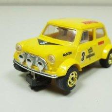 Scalextric: J- MINI INGLES HORNBY HOBBIES SLOT CAR . Lote 143996774