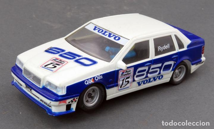 Volvo 850 Tyco SCX Rydell años 80