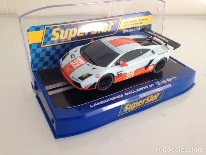Slot Superslot H3283 Lamborghini Gallardo Gt N Buy Slot Cars