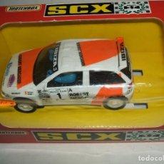 Scalextric: SEAT IBIZA ROBERT MERCADER . Lote 146428898