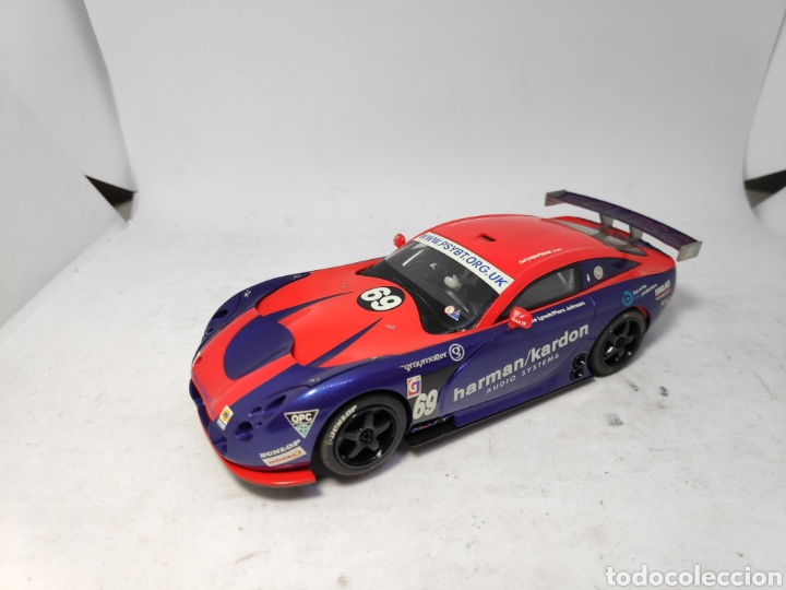 Scalextric: SUPERSLOT TVR T400R - Foto 1 - 147764181