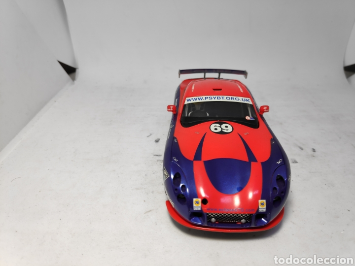 Scalextric: SUPERSLOT TVR T400R - Foto 2 - 147764181