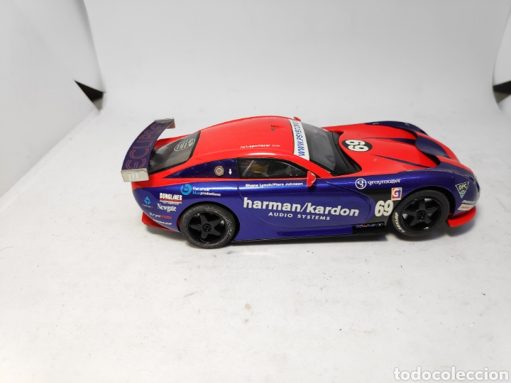 Scalextric: SUPERSLOT TVR T400R - Foto 3 - 147764181