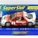 Scalextric: FORD RS200 BELGA SCALEXTRIC-SUPERSLOT. Lote 149463990