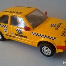 Scalextric: FORD ESCORT XR3I BARDHAL DE SCALEXTRIC INGLES. Lote 151383030