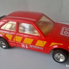 Scalextric: FORD ESCORT XR3I DE SCALEXTRIC INGLES. Lote 151383238