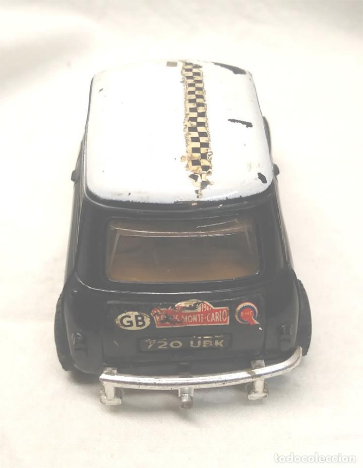 Scalextric: Mini Cooper Rally Montecarlo Negro C 7 Scalextric UK años 60 - Foto 4 - 151509774