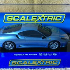 Scalextric: COCHE SCALEXTRIC FERRARI F430 REF. C3087 DE HORNBY. Lote 151522814