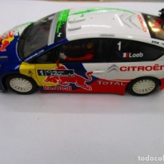 Scalextric: COCHE CITROEN C4 WRC - MAQUETA - SCX - SCALEXTRIC. Lote 151848246