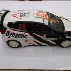 Scalextric: COCHE FORD FIESTA WRC - MAQUETA - SCX - SCALEXTRIC. Lote 151848654