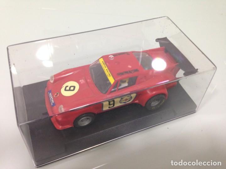 SLOT, SCALEXTRIC UK.C105, PORSCHE CARRERA TURBO Nº 9, MARTINI (Juguetes - Slot Cars - Scalextric SCX (UK))