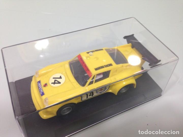 SLOT, SCALEXTRIC UK.C105, PORSCHE CARRERA TURBO Nº 14, MARTINI (Juguetes - Slot Cars - Scalextric SCX (UK))