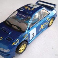 Scalextric: SCALEXTRIC UK INGLÉS SUBARU IMPREZA WRC. . Lote 154470510