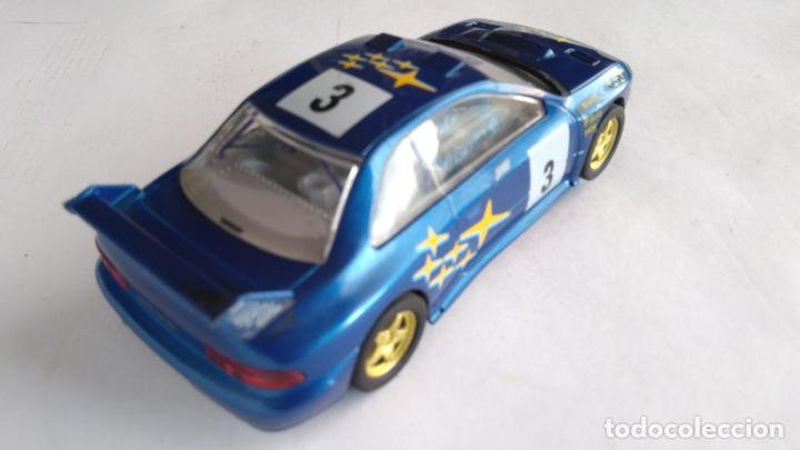 Scalextric: SCALEXTRIC UK INGLÉS SUBARU IMPREZA WRC. - Foto 3 - 154470510