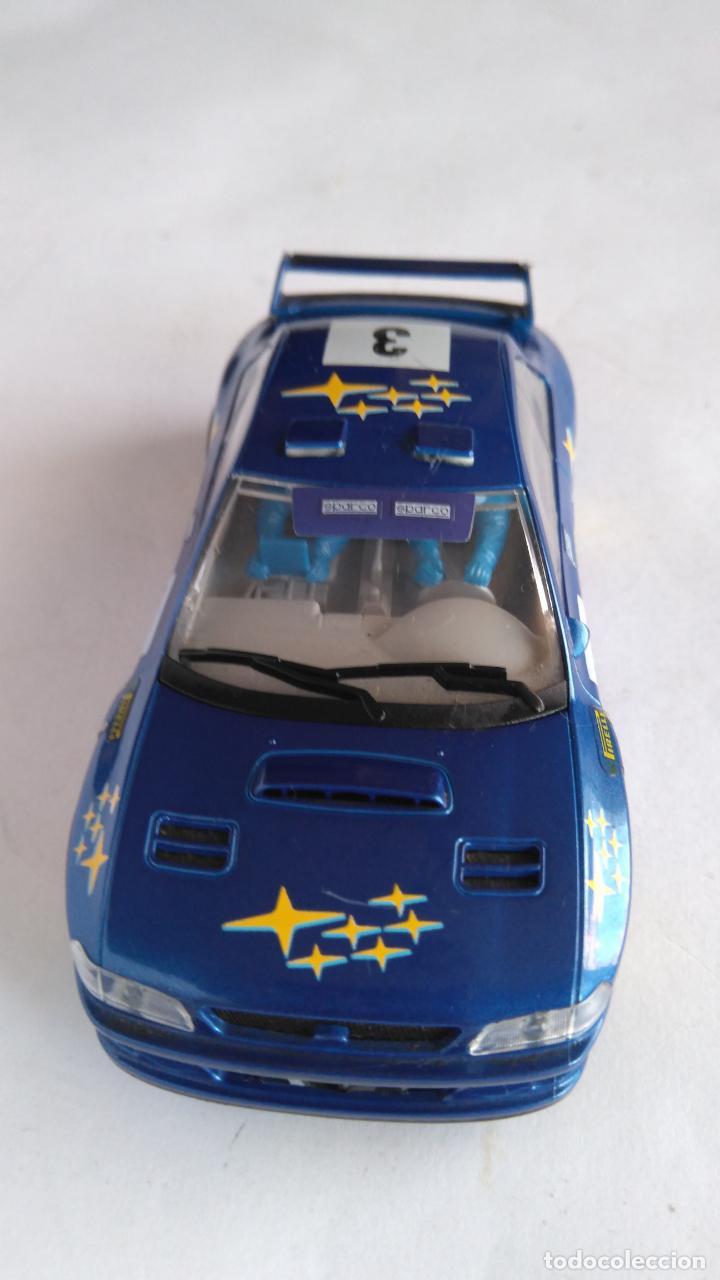 Scalextric: SCALEXTRIC UK INGLÉS SUBARU IMPREZA WRC. - Foto 4 - 154470510