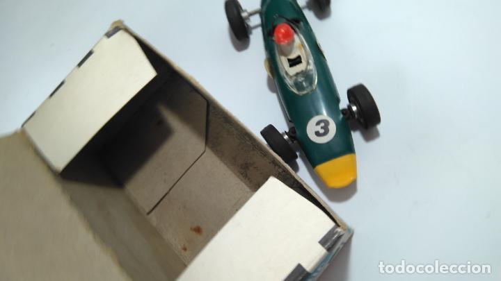 Scalextric: SCALEXTRIC INGLÉS UK TRIANG BRM REF C 72 . MUY BUEN ESTADO - Foto 6 - 155151298