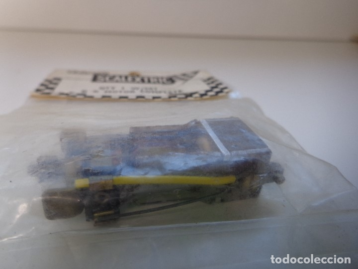 Scalextric: MOTOR RX-1 ORIGINAL SCALEXTRIC TRI-ANG INGLATERRA AÑO 1959, NUEVO EN BLISTER PRECINTADO - Foto 5 - 156128342