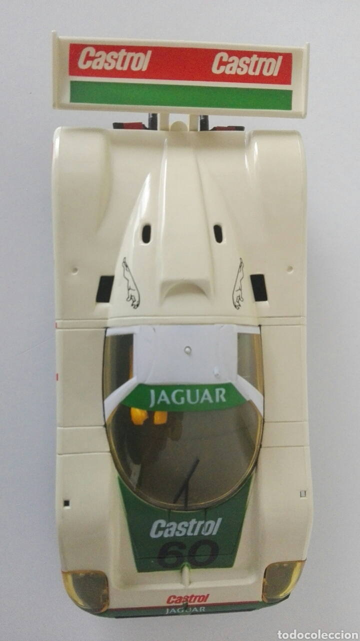 JAGUAR HORNBY HOBBIES LTD (MADE IN ENGLAND) (Juguetes - Slot Cars - Scalextric SCX (UK))