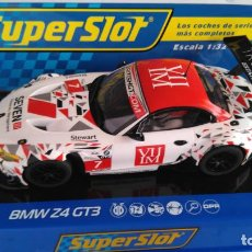 Scalextric: SUPERSLOT SCALEXTRIC UK INGLÉS,BMW Z4 GT3,CAMPEÓN BRITIHS GT 2016, CON LUCES.DIGITALIZABLE. Lote 156872854