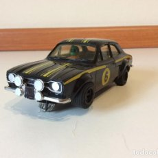Scalextric: FORD ESCORT RS 1600 SCALEXTRIC UK. Lote 157935898