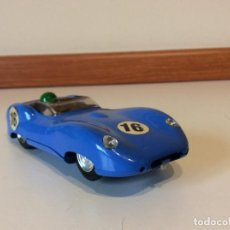 Scalextric: LISTER JAGUAR SCALEXTRIC TRIANG. Lote 157936278