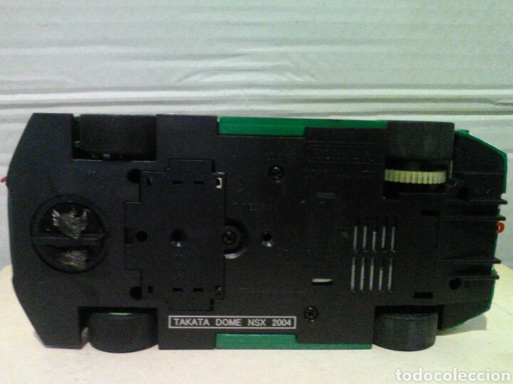 Scalextric: Honda NSX Takata dome 2004 Quattrox scalextric - Foto 3 - 162282993