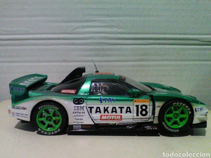 Scalextric: Honda NSX Takata dome 2004 Quattrox scalextric - Foto 4 - 162282993