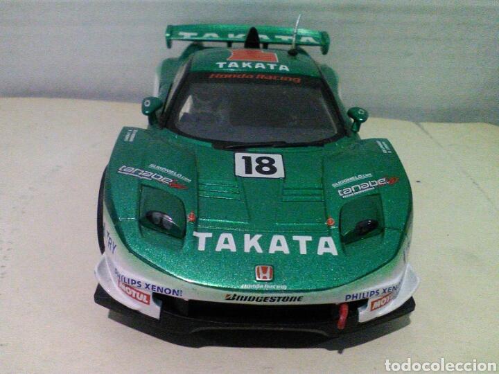 Scalextric: Honda NSX Takata dome 2004 Quattrox scalextric - Foto 6 - 162282993
