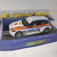Scalextric: SUPERSLOT BMW 125 SERIES1 BTCC 2015 REF. H3735. Lote 162486789