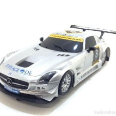 Scalextric: SCX MERCEDES SLS AMG GT3 . Lote 163438950