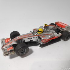 Scalextric: SUPERSLOT MCLAREN MP4/21 N°2. Lote 163976800