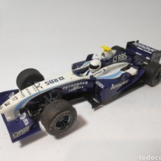 Scalextric: SUPERSLOT WILLIAMS FW26 ALEX WUTZ. Lote 163985869