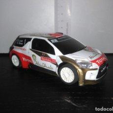 Scalextric: COCHE SCALEXTRIC CITROEN DS3 WRC SCX. Lote 164233802