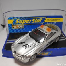 Scalextric: SUPERSLOT MERCEDES BENZ SLR MCLAREN F1 SAFETY CAR H2756. Lote 166642106