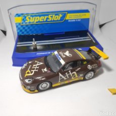 Scalextric: SUPERSLOT PORSCHE 911 GT3R AH-A RACING H3084. Lote 166896277