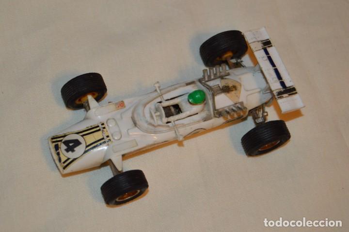 Scalextric: ANTIGUO - SCALEXTRIC RACE TUNED - Europa Vee - Ref C 5 / C-5 - Scalextric UK - ¡Mira detalles! - Foto 8 - 166953012