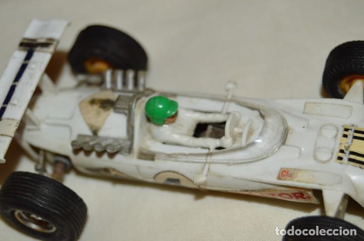 Scalextric: ANTIGUO - SCALEXTRIC RACE TUNED - Europa Vee - Ref C 5 / C-5 - Scalextric UK - ¡Mira detalles! - Foto 10 - 166953012