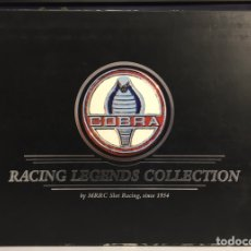 Scalextric: COCHE SCALEXTRIC SHELBY COBRA 427 S/C. Lote 167795829