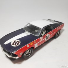 Scalextric: SUPERSLOT FORD MUSTANG N°16. Lote 168771545