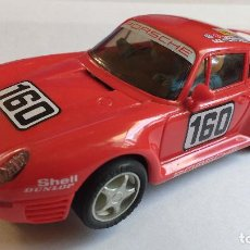 Scalextric: SLOT PORSCHE 959 WRC SCALEXTRIC ESCALA 1:32 UK. Lote 168782176