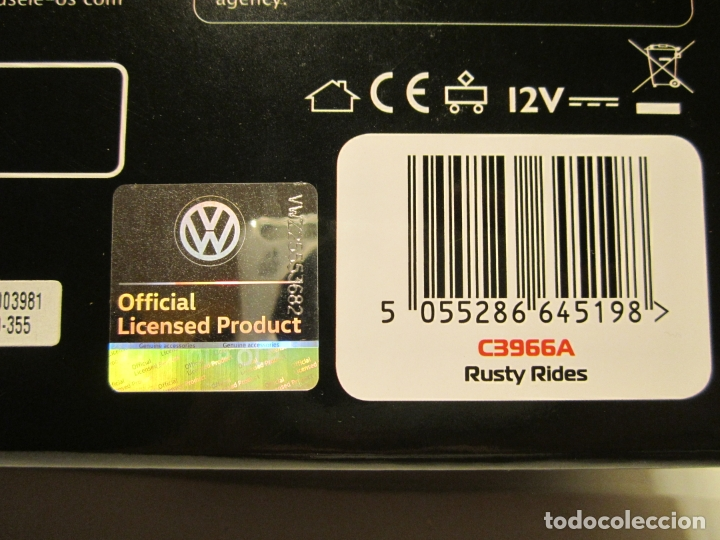 Scalextric: CAJA RUSTY RIDEDES SCALEXTRIC UK NUEVO - Foto 8 - 169243968