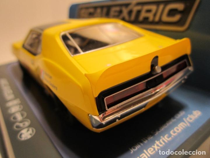Scalextric: AMC JAVELIN TRANS AM 1971 SCALEXTRIC U.K. NUEVO - Foto 2 - 169471188