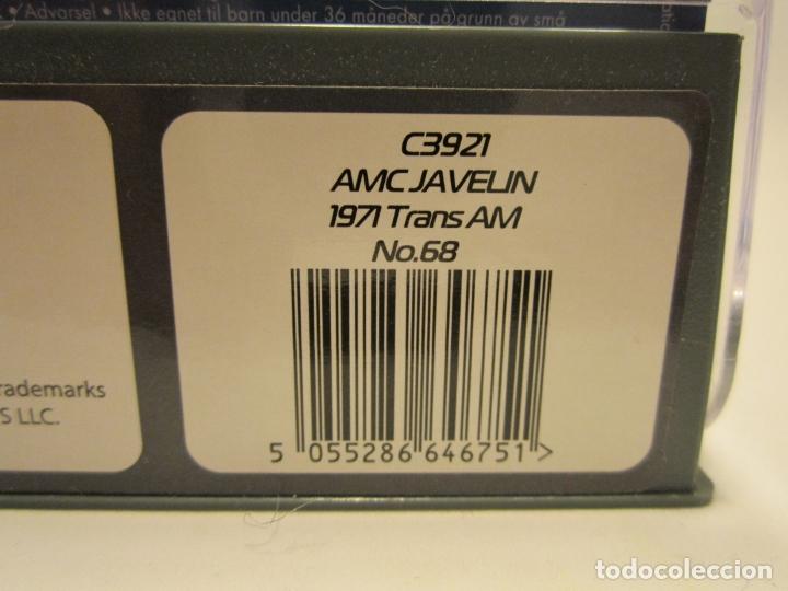 Scalextric: AMC JAVELIN TRANS AM 1971 SCALEXTRIC U.K. NUEVO - Foto 5 - 169471188